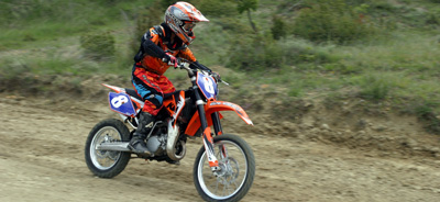 Moto Club Comminges motocross enfant et debutants