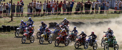Moto Club Comminges ouverture terrain motocross